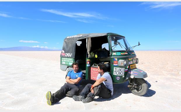 Argentina's salt flats